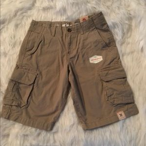 Urban pipeline cargo short